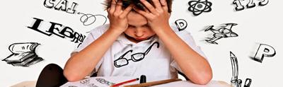 Έχει το παιδί σας δυσλεξία;