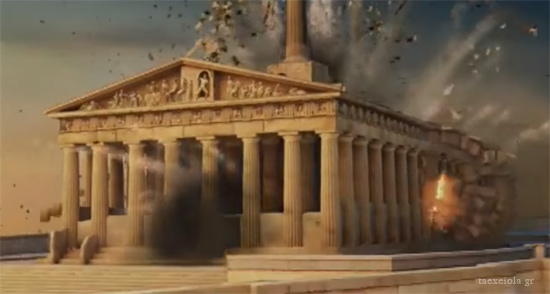 istoria-parthenona-3d-video