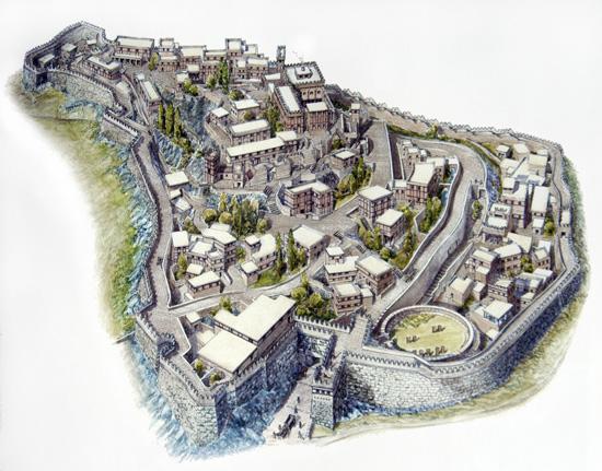 Η Ακρόπολη των Μυκηνών σε τρισδιάστατη απεικόνιση [Video - Ντοκιμαντέρ]