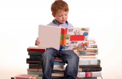 Μήπως να βάλουμε τα βιβλία στη ζωή των παιδιών;