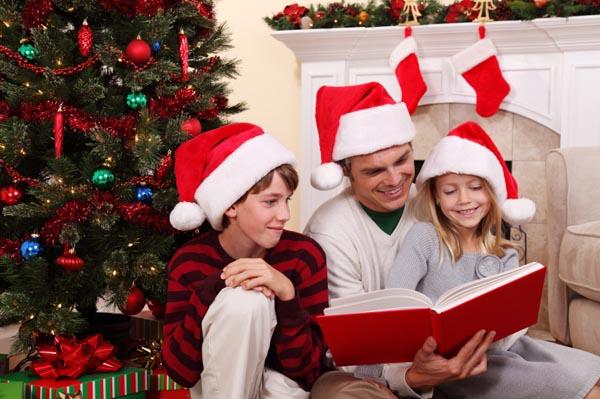 Μην πιέζετε τα παιδιά να διαβάζουν στις διακοπές των Χριστουγέννων! Γεμίστε δημιουργικά τις ώρες τους